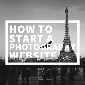 How To Start A Photography Website: Hosting and Templates