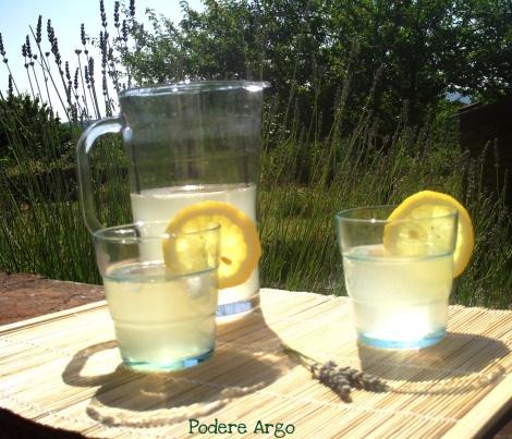 DIY Bevanda rinfrescante alla #lavanda e #rosmarino