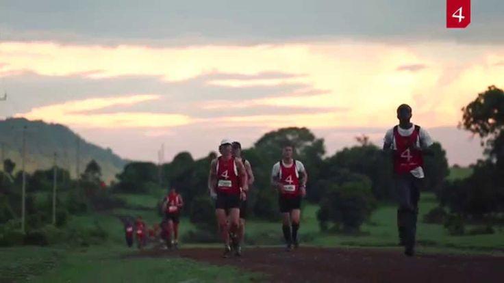 Muskathlon Kenya 2015: The Muskathlon Day