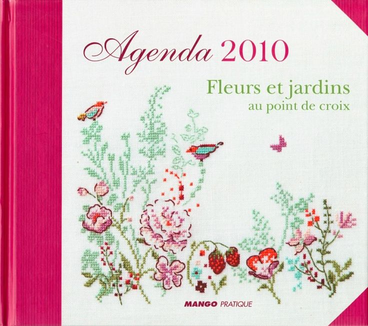 Cross Stitch The Floral Collection (lots of patterns)