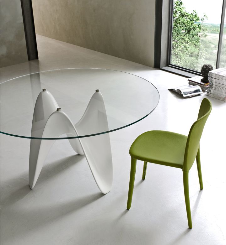 GAYA table by Angelo Tomaiuolo Design for Tonin CASA