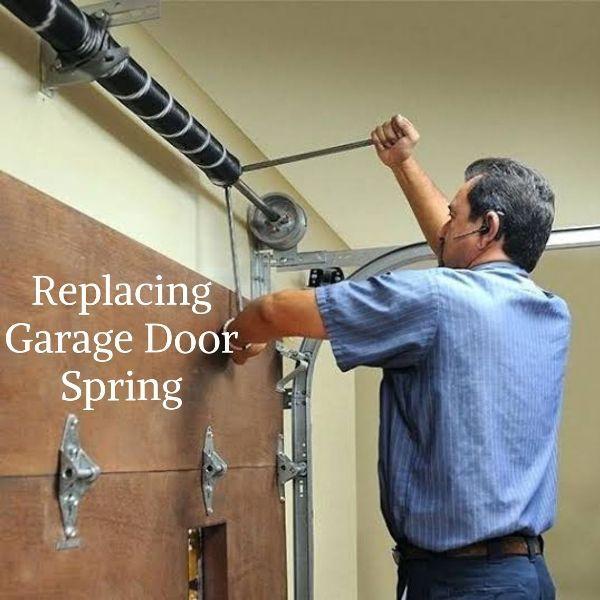 2019 Cost For Repair Or Replace A Garage Door Spring Garage Door