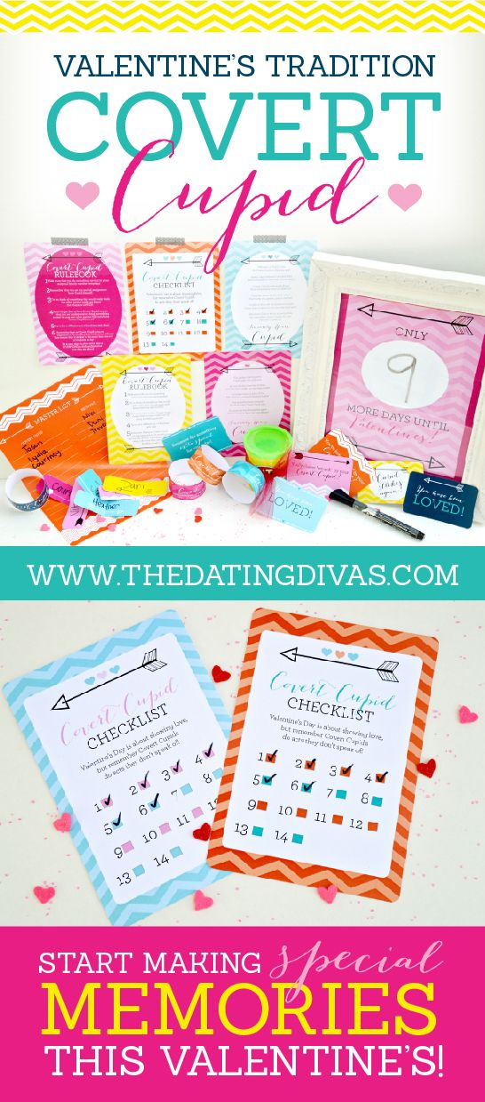 Free Valentine's Day Printables! This is such a fun idea!! Starting it THIS year with my fam!!