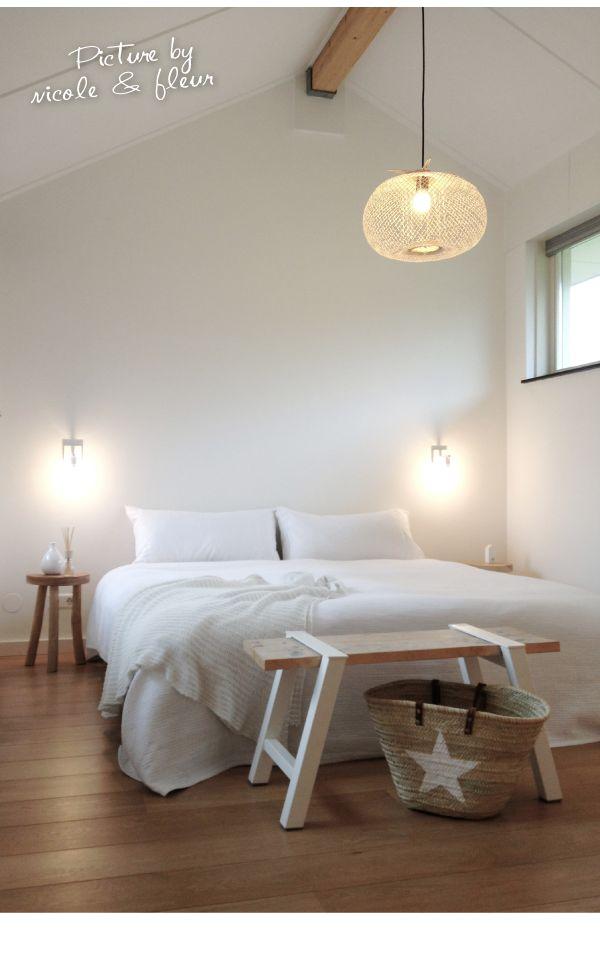 slaapkamer styling | Interieur design by nicole & fleur