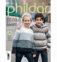 124 Phildar Peuters en kinderen 2015/16