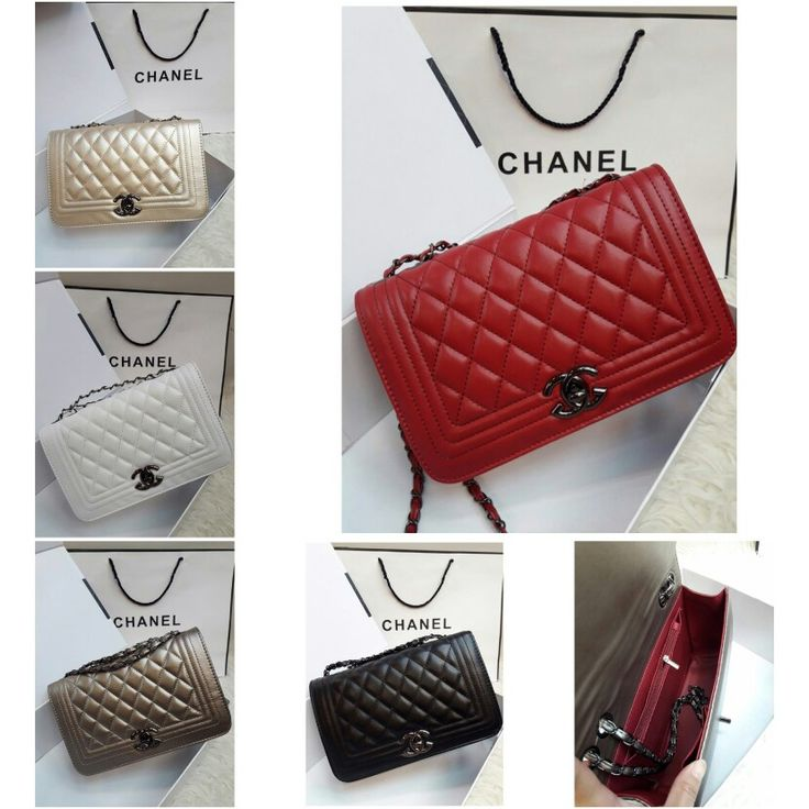 Tas Chanel Boy 6982 25x8x17 170rb