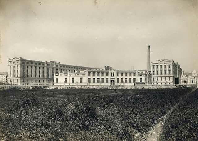 1911. Lágymányosi Dohánygyár.