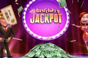 High jackpot payout on Everybodys Jackpot by Playtech! € 295.781! Play >> jackpotcity.co/i/1156.aspx
