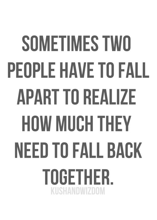 I believe this can be true; especially with two people that always seem to be crossing paths through out life.