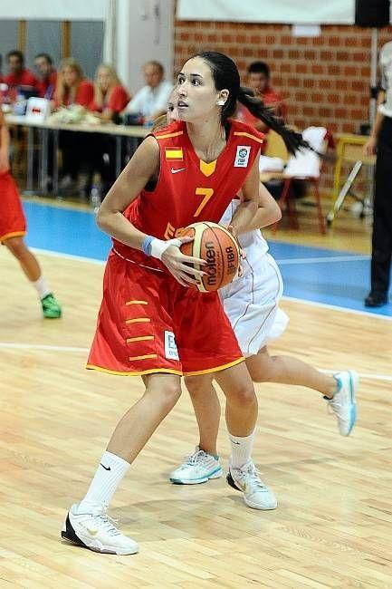 Las futuras estrellas del baloncesto femenino, por Amaya Valdemoro  #basketfem #amayavaldemoro #baloncesto #kiaenzona