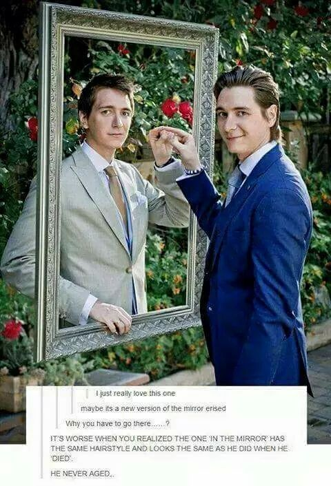 Please go and read the fanfic Hogwarts Was Complete Again! You'll feel better. awwww beautiful! my lovely twins...