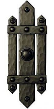This awesome Fortress style doorbell is offered by Waterglass Studios.  sc 1 st  Pinterest & 10 best Doorbells images on Pinterest | Door accessories Doorbell ...