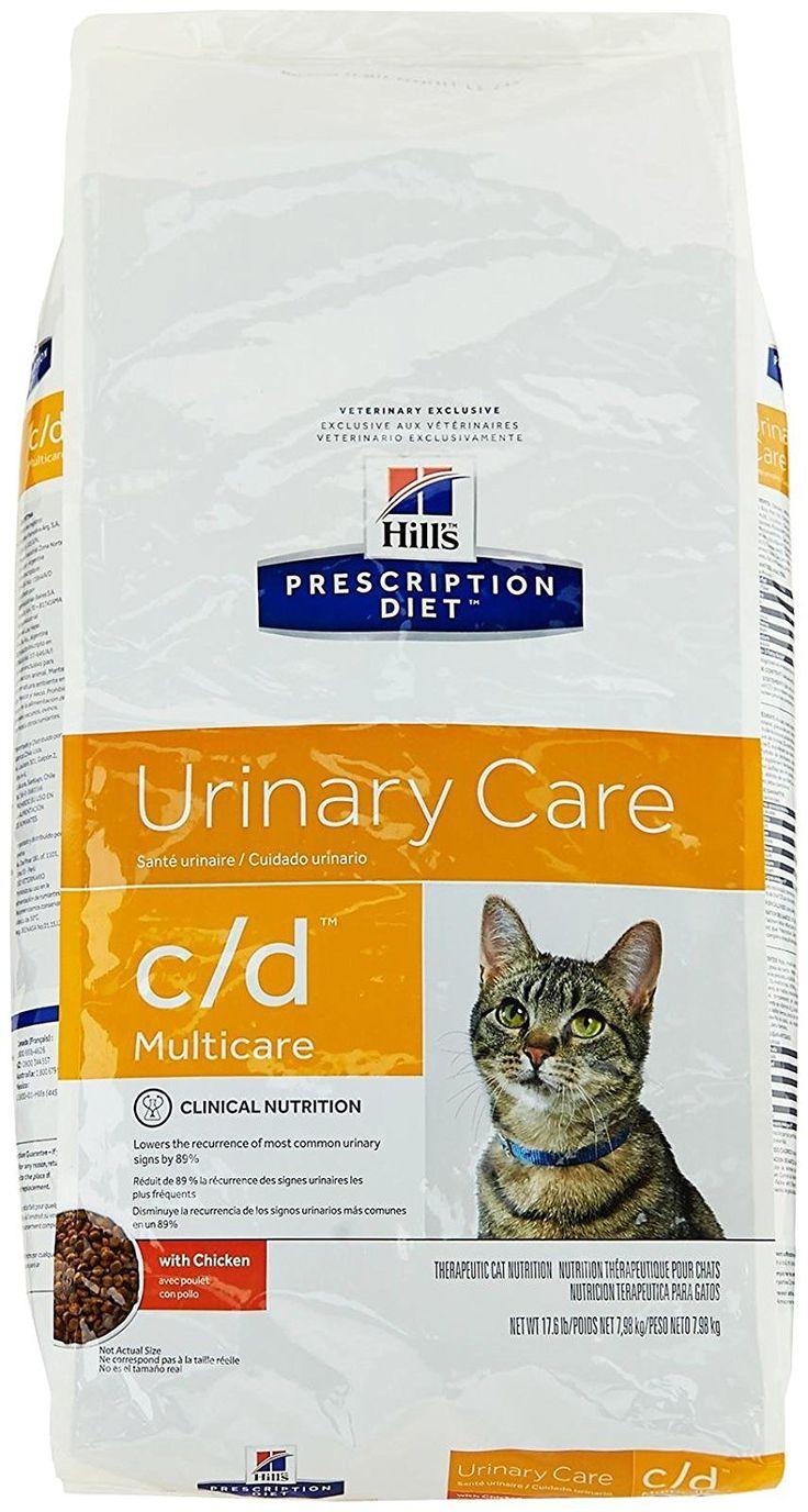 Hills prescription diet cd feline urinary tract