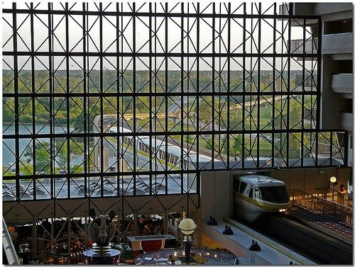 Is Disney World Contemporary Resort a great place to stay?