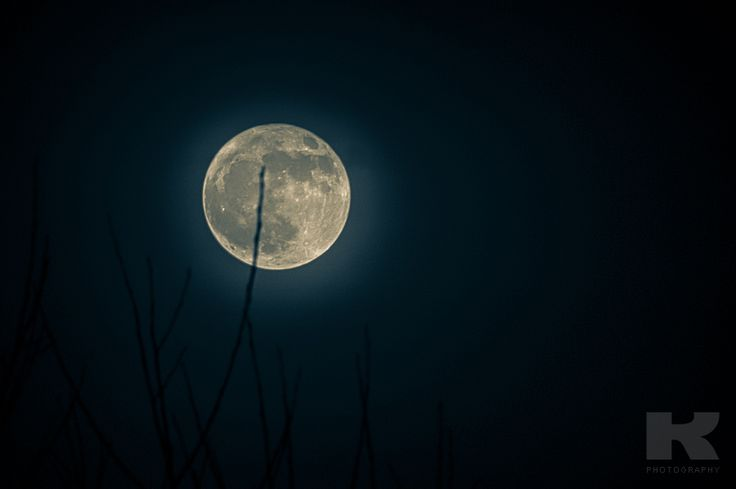 last full moon 2012 by René Kersten, via 500px