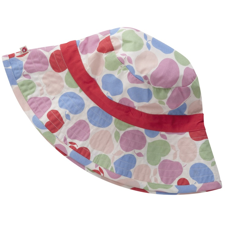 Image result for Piccalilly - Girls Betsy Sun Hat - red fruit