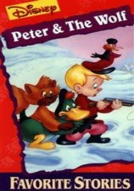 "Disney's ""Peter and the Wolf"" - music composed by Sergei Prokofiev"