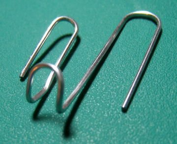 How to Bend a Paper Clip to Hang Light Objects on Cubicle Walls