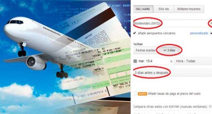 Comprar boletos de avión es todo un arte. Más allá de los comparadores de viajes, hay otros trucos que te sirven para que te cuesten lo menos posible. Afortunadamente, hoy en día existen sencillas estrategias que podemos emplear y que lo más seguro es que las aerolíneas no quieren que sepas, pero con estas estrategias …
