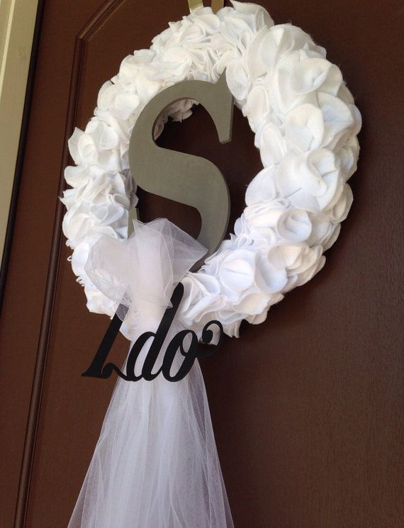 Hey, I found this really awesome Etsy listing at https://www.etsy.com/listing/198940907/i-do-bridal-wreath