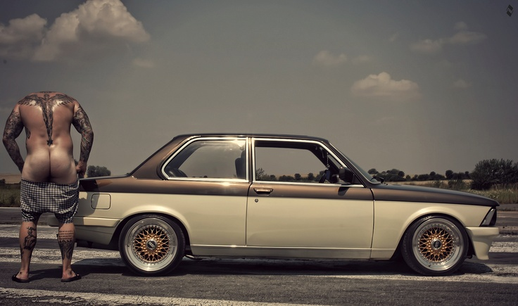 Bmw E21 Turbo Masturbačn 237 Kit Bmw Va Ima Očima