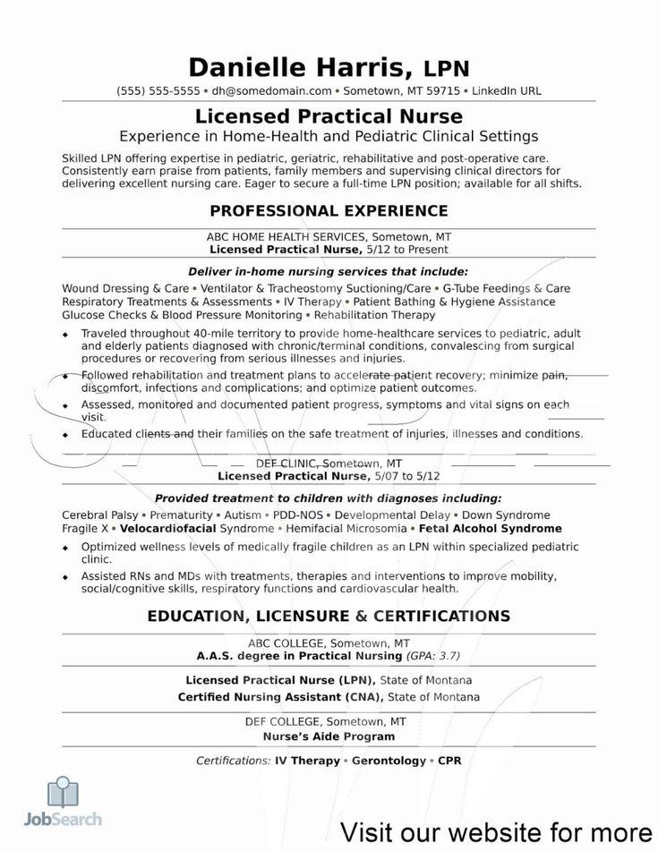 nurse resume rn bsn 2020 resume samples in 2020  new grad