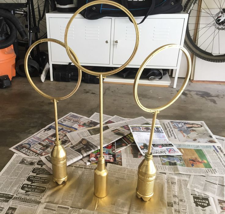 DIY Quidditch Pong (Harry Potter Beer Pong!!!) from Mince Republic