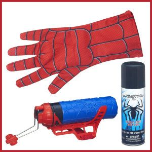 Marvel The Amazing Spider-Man 2 Mega Blaster Web Shooter with Glove Watch the review on this glove. http://theceramicchefknives.com/marvel-gift-ideas-amazing-spiderman/