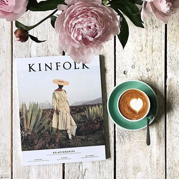 Good morning Thursday! Hello Kinfolk  Issue 24: The Relationships Special. The summer issue of Kinfolk examines an essential element of modern life: the relationship. Whether romantic or platonic new or life-long hot cold or ambivalent each has carefully formed subtleties and undercurrents to unpack. In this issue they examine the moral complexities behind telling lies explore the reassurance inherent in non-verbal communication and meet a diverse and inspiring cross-section of lovers…