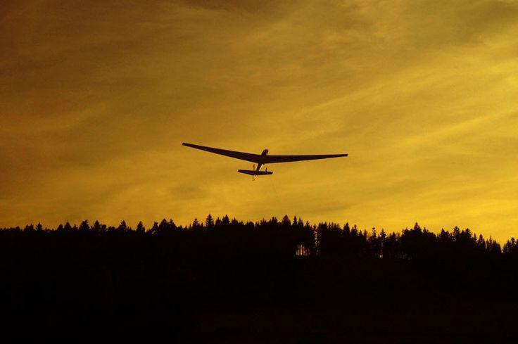 można spojrzeć na Bieszczady z lotu ptaka