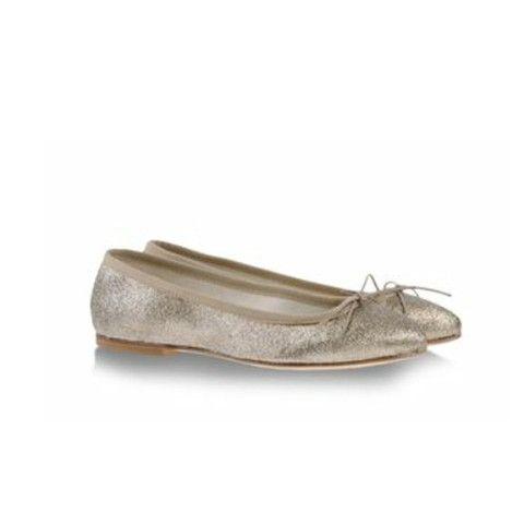 Anniel Ballerinas Platine Women