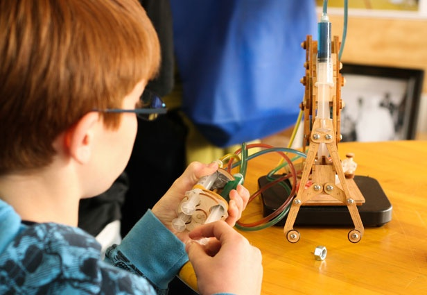 30+ Amazing Contraptions From Maker Faire NYC