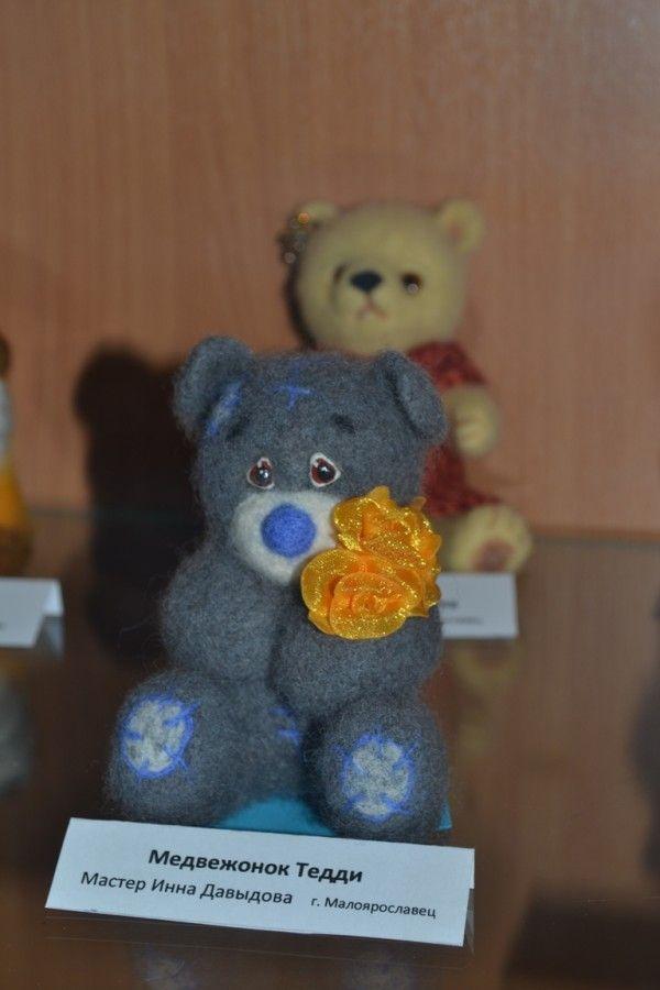 Выставка современного войлока в Калуге. ::