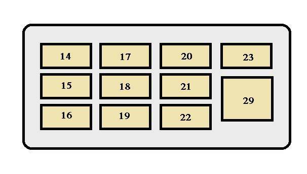 [DIAGRAM_38IU]  Toyota Tercel mk5 - fuse box - instrument panel in 2020 | Toyota tercel, Fuse  box, Toyota | 93 Toyota Tercel Fuse Box Diagram |  | Pinterest