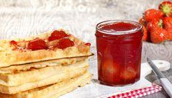 Aardbeienconfituur met vanille- en citrusaroma (citroenthee) Recept » Colruyt Culinair