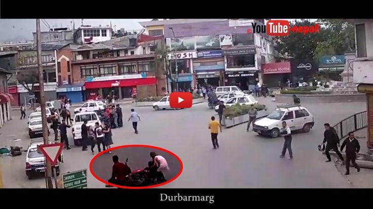 New CCTV live earthquake videos collection-kathmandu