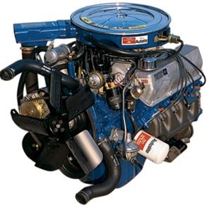 The Ford Windsor V8 Engines - Novak Conversions