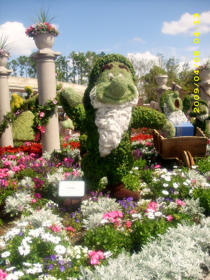 Epcot International Flower U0026 Garden Festival