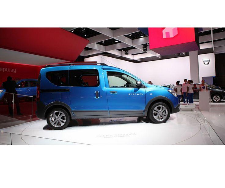 Dokker Stepway și Lodgy Stepway au fost două dintre versiunile noi prezentate de Dacia la Salonul Auto de la Paris. Vă plac?