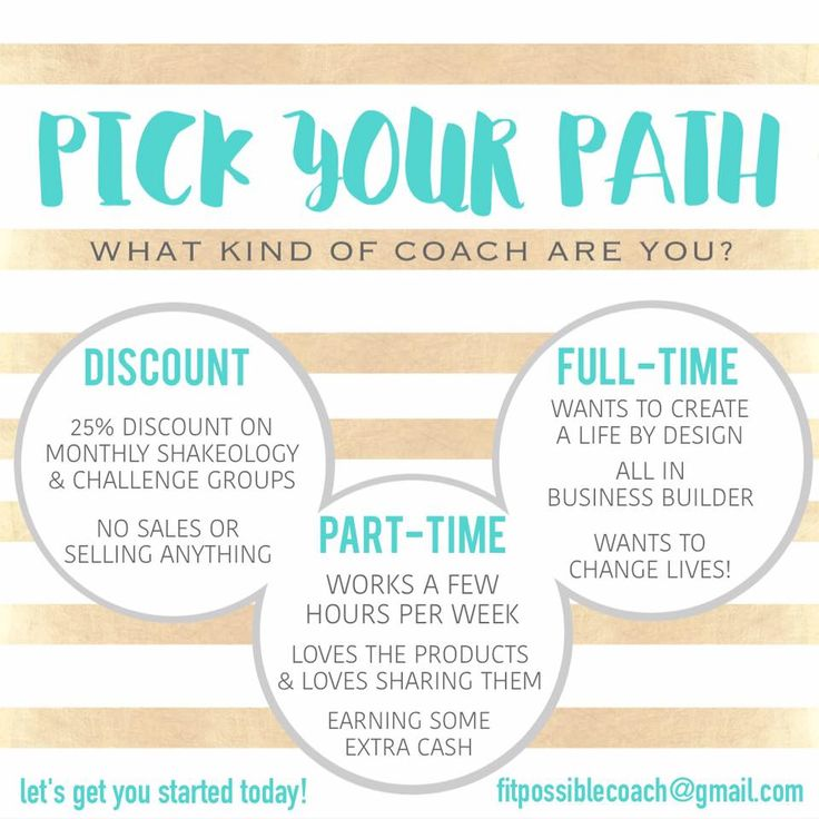 Can You Sign Up as Coach Just for the Discount? - Fit Possible Coach