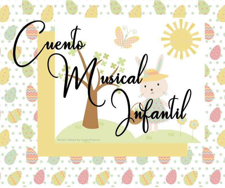 Cuento musical infantil de selección auditiva. Introducción a los sonidos DO/MI/SOL