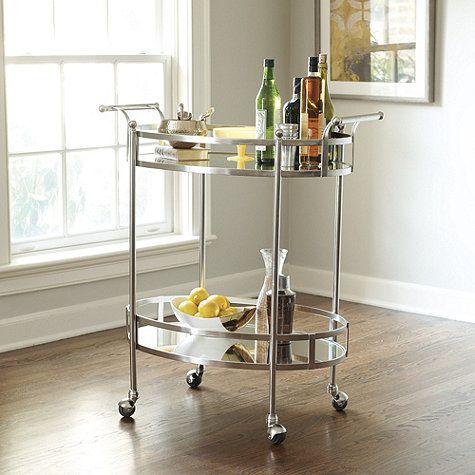 47 best bar carts images on Pinterest | Bar carts, Serving cart ...