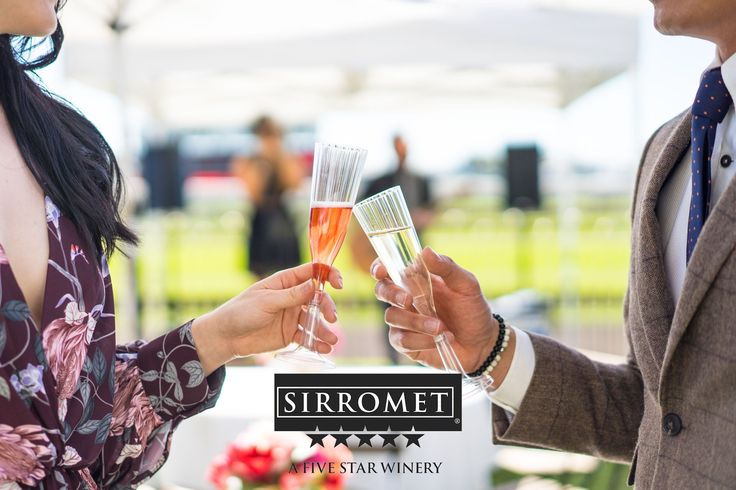 : Shooting @BrisbnaneRacingClub for a day out with @SirrometWines. Loving this hero shot showcasing class fashion and good times with @SirrometWines // Brisbane Freelance Graphic Designer http://ift.tt/2bbselA
