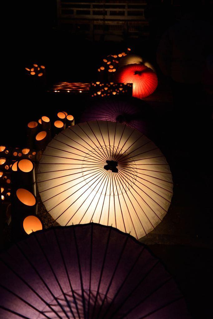 Yamaga Tourou (Lantern Festival) ,Yamaga, Kumamoto, Japan
