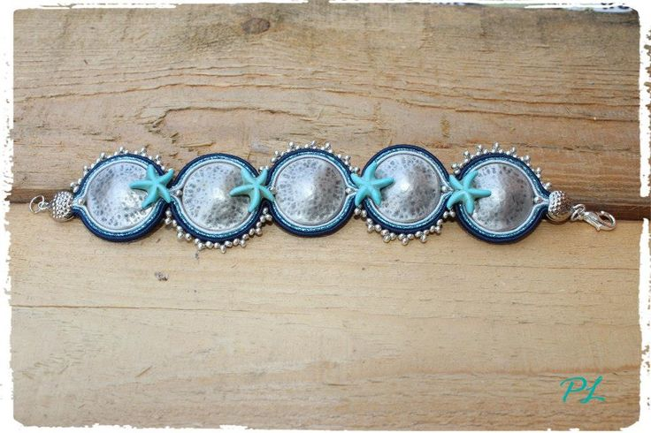 Bracciale stella marina lungo 19.5 cm by Paola Longo creazioni https://www.facebook.com/pages/Paola-Longo-creazioni/615398268566782?fref=photo