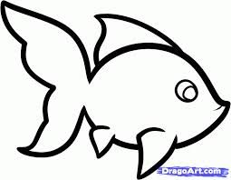 animals for simple fish drawings for kids - Kids Drawing Sketches
