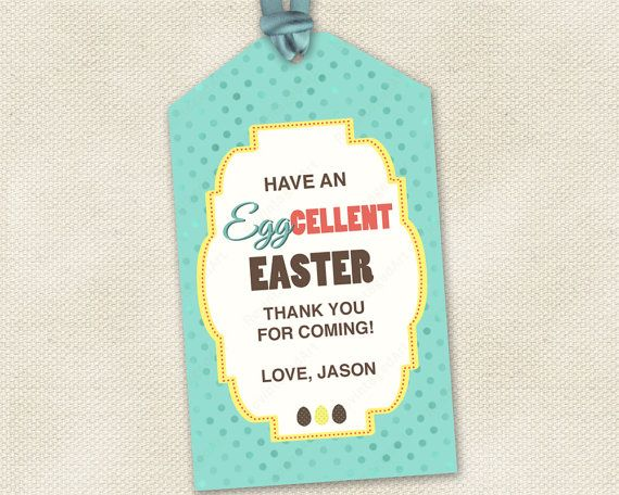 14 best spring into spring images on pinterest teacher easter gift tags have an eggcellent easter for gifting chocolate candy this holiday tie to negle Choice Image