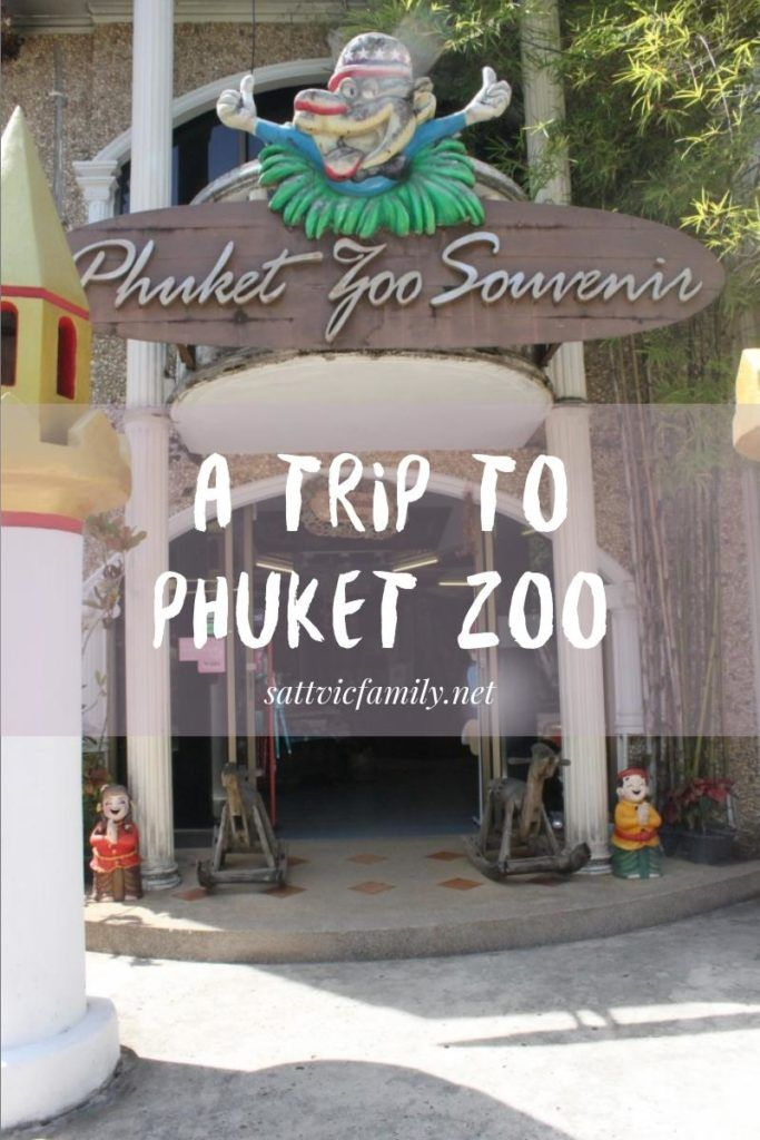 Should you go to the Phuket Zoo? It's a rather strange place but has some highlights.