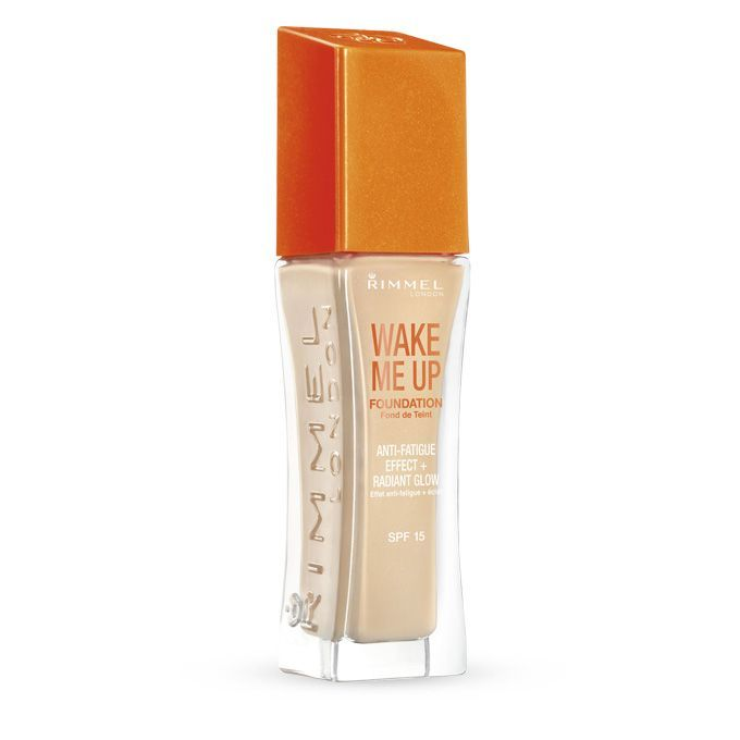 Rimmel Wake Me Up Foundation = Not quite a dupe, but a very similar formula to YSL Touche Eclat Foundation
