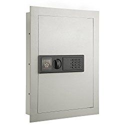 Paragon 7750 Electronic Wall Lock and Safe, .83 CF Hidden In Wall Large Safe Review